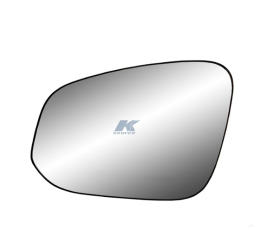 Fits 16-18 Tacoma, 4Runner, 13-18 Rav4 Left Driver Mirror Glass w/Holder Heated