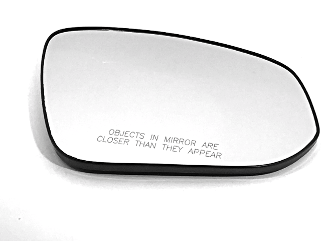 Fits 13-15 Toyota Rav4 Right Mirror Glass w/Holder