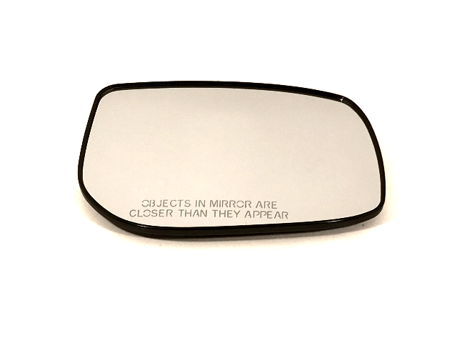 Fits 07-12* Toyota Yaris 08-14 Scion xD Right Pass Mirror Glass w/ Holder OE