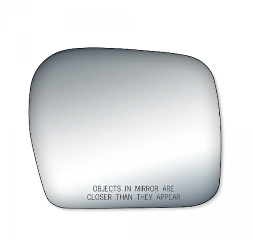2 Options Fits 00-04 Tacoma 00-02 4Runner Right Pass Mirror Glass Lens w/Adhesive