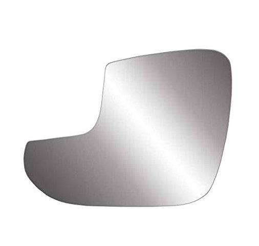 VAM Fits 16-18 Rav4 Left Driver Larger Mirror Glass Lens w/Adhesive