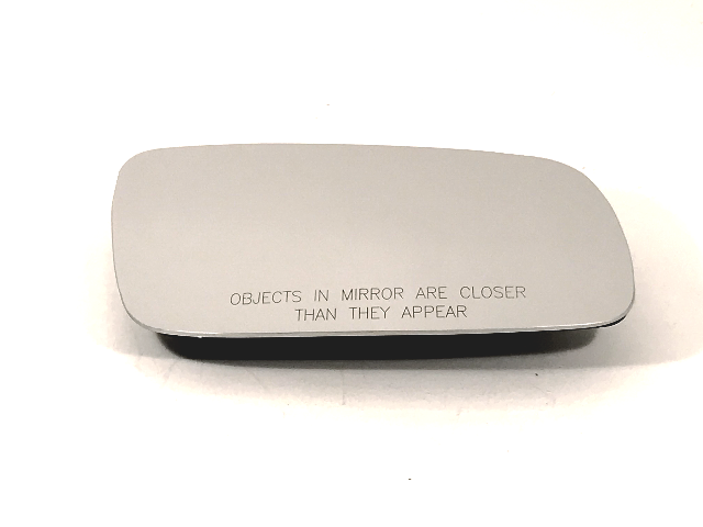 Fits 99-07 VW Golf, 99-02 Cabrio 96-01 Audi A4 Right Pass Mirror Glass w/Holder
