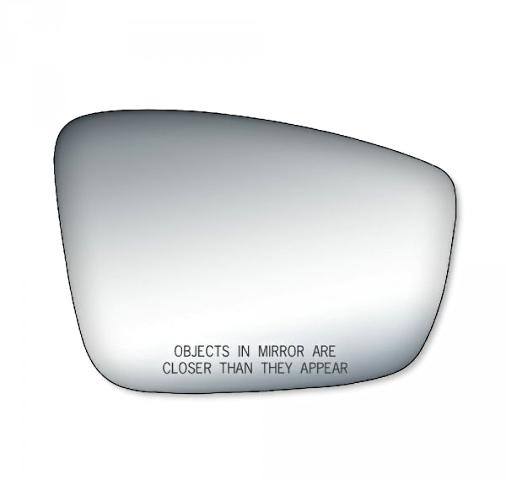Fits VW Jetta, Passat, Beetle Right Mirror Glass Lens (see fitment details below)