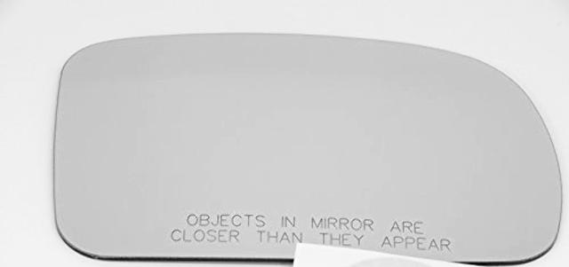 Fits 93-02 Quest 93-02 Villager Right Pass Convex Mirror Glass w/ Rear Bracket
