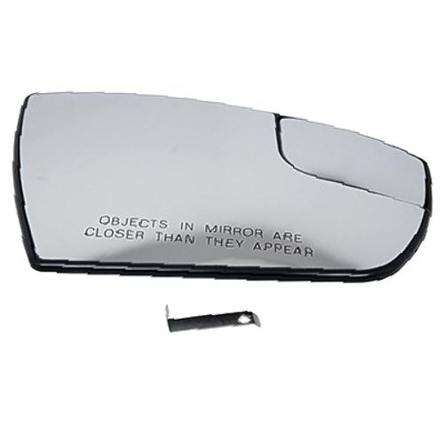 Fits 13-16 FD Escape, 13-18 C-MAX Right Pass Mirror Glass w/ Holder (non Heated)