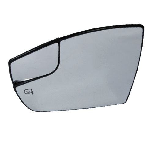 For 13-16 Escape 13-18 C-MAX Left Driver Heated Mirror Glass w/ Holder