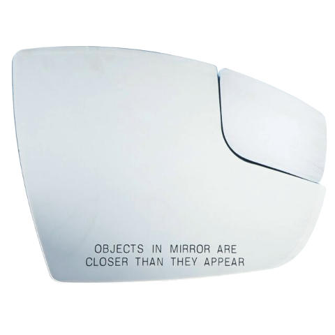 Fits 12-18 FD Focus Right Pass Mirror Glass w/ Holder OE