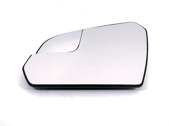 Fits 15-19 Sonata Left Driver Heated Mirror Glass w/Holder as Pictured