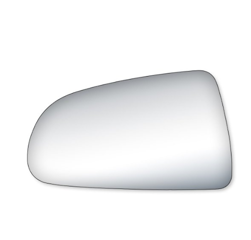 Fits 05-11 Dakota Durango 06-09 Raider Left DrMirror Glass Lens Non Folding Type
