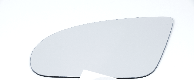 Fits 93-02 Pont Firebird Left Driver Mirror Clear Glass Lens w/Adhesive