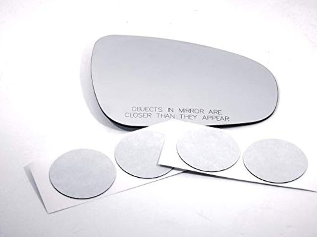 Various Lexus RC, is, Right Pass Mirror Glass Lens See Details