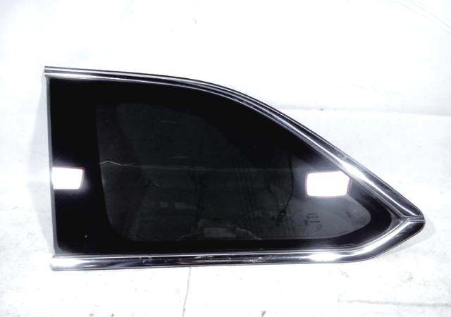 For 14-19 Highlander Left Driver Side Fixed Quarter Glass Dark Privacy Tint OE