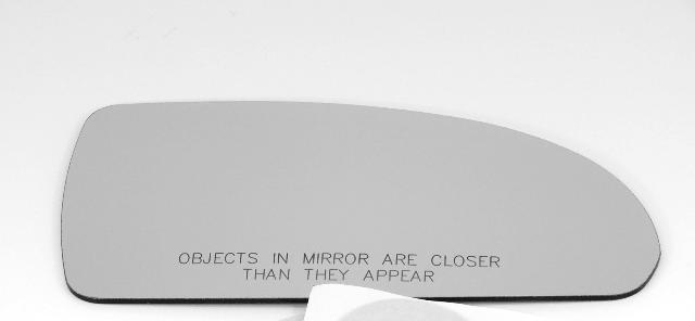 Fits 07-10 Hyundai Elantra Sedan Right Pass Convex Mirror (Glass Lens)w/Silicone