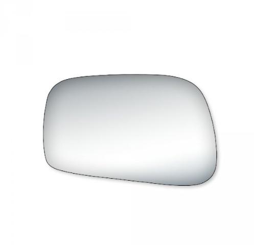 Fits 03-08 Corolla Matrix Vibe Left Driver Mirror Glass Lens w/Silicone