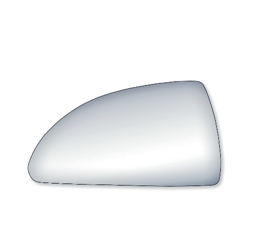 Fits 06-13  Impala, 14-15 Limited Left Driver Mirror (Glass Lens Only) w/ Adhesive