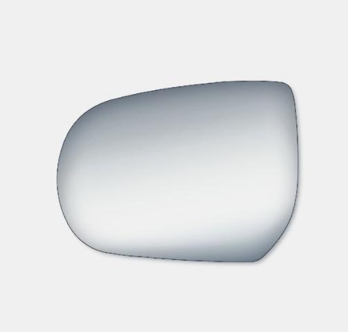 Fits 01-07 Escape, Mariner, Tribute Left Driver Mirror Glass Lens w/Silicone