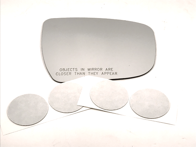 For 15-19 Murano 14-19 Rogue 17-19 Pathfinder Right Pass Mirror Glass Lens