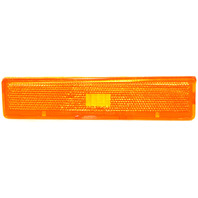 F-SERIES 80-86 FRONT SIDE MARKER LAMP LH, Lens and Housing, On Fender