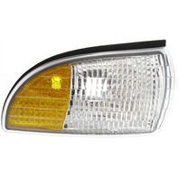 CAPRICE 91-96 FRONT SIDE MARKER LAMP RH, Lens and Housing, w/ Cornering Lamp