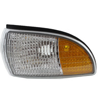 CAPRICE 91-96 FRONT SIDE MARKER LAMP LH, Lens and Housing, w/ Cornering Lamp