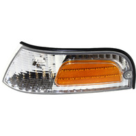 CROWN VICTORIA 98-11 CORNER LAMP LH, Lens and Housing, Side Marker Lamp