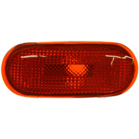 BEETLE 98-05 REAR SIDE MARKER LAMP LH, Lens and Housing