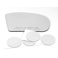 VAM Fits 04-09 MB E Class Right Passenger Convex Mirror Glass Lens w/Silicone USA Non Heated Direct Fits Over. See Details