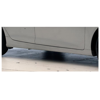 Fits 11-14 Hy Sonata Right Pass Lower Rocker Panel Side Sill      Painted Z3