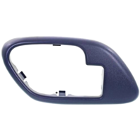 Fits  GM Trucks SUV Interior Door Handle Bezel Blue Left for Manual Locks