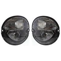 04-08 Grand Prix; 06-10 Solstice L & R Park/Signal Lamp Assys w/Fog Lamps - pair