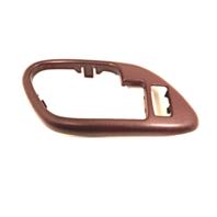 Fits  GM Pickup Interior Door Handle Bezel Brown Right Fits Front/Rear