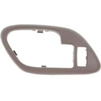 Fits 95-02 , GM Pickup Interior Door Handle (Bezel) Tan Left Fits Front / Rear