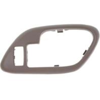 Fits 95-02 , GM Pickup Interior Door Handle (Bezel) Tan Right Fits Front / Rear