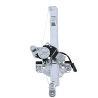 For 13-16 SRX Passenger Rear Power Window Regulator With Motor