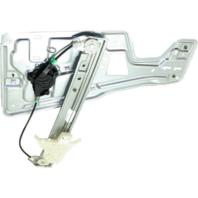 Fits 05-09  Equinox 06-09  Torrent Rear Driver Window Regulator With Motor