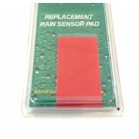 Rain Sensor Pad / Lens Fits Between Sensor & Glass For Buick, Cadillac Models