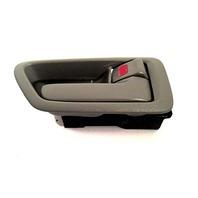 VAM Fits 97-01 Camry Right Pass Side Front/Rear Interior Door Handle w/Bezel Beige