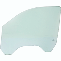 Fits 07-11 Avalanche Tahoe Yukon Suburban Left Driver Front Door Window Glass