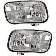 BAP Fits 09-12 Ram 1500 Pickup; 10-18 Ram 2500 3500 Pickup Left & Right Fog Lamp Asm