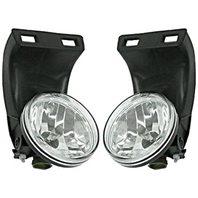 BAP Fits 99-02 RAM 2500 3500 w/o Sport Package Left & Right Fog Lamp Assm (Pair)