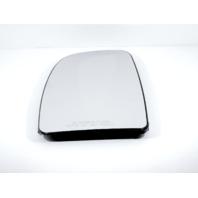 For 14-19 Promaster Left Driver Upper Mirror Glass w/Holder non Extending Type