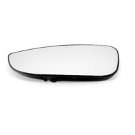 For 14-19 Promaster Left Lower Heated Mirror Glass w/Holder non Extending Type