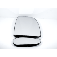 For 14-19 Promaster Right Upper & Lower Heated Mirror Glass w/Holder non Extending