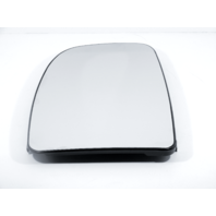For 14-19 Promaster Left Driver Upper Heated Mirror Glass w/Holder non Extending