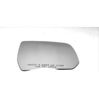 Fits 17-19 GMC Acadia Right Pass Heated Mirror Glass w/Rear Back Plate OEM Part