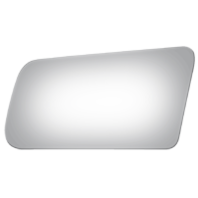 Fits 83-87 Renault Allaince, Encore Left Driver Mirror Glass Lens Manual