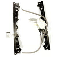 For 08-10 Commander Front Driver Window Regulator With Motor