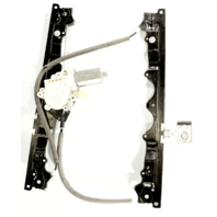For 08-10 Commander Front Passenger Window Regulator With Motor
