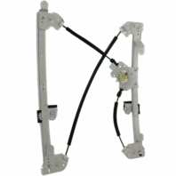 Fits 05-10  Grand Cherokee Front Driver Window Regulator Without Motor