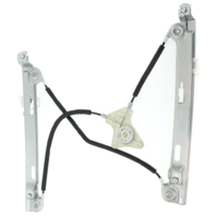 For 07-17 Patriot Front Passenger Window Regulator Without Motor